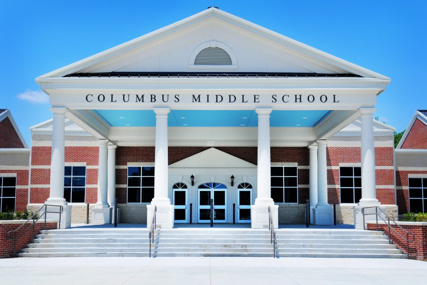 Columbus Middle School – Columbus, MS