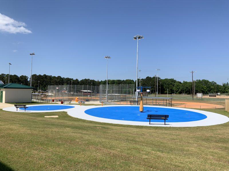 Ivy Park hosts its first baseball tournament
