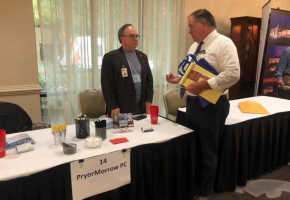 Principal Architect attends MSBA Convention