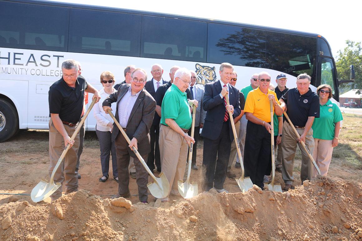 New Ripley Center Groundbreaking