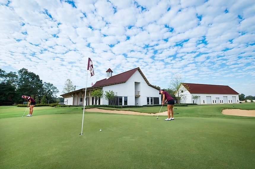 Mississippi State University Golf Facility