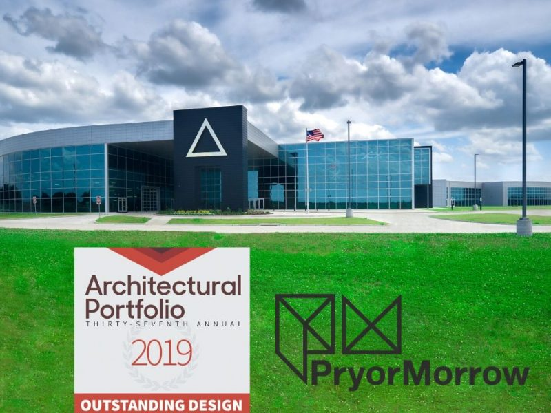 Communiversity featured in Architectural Portfolio 2019