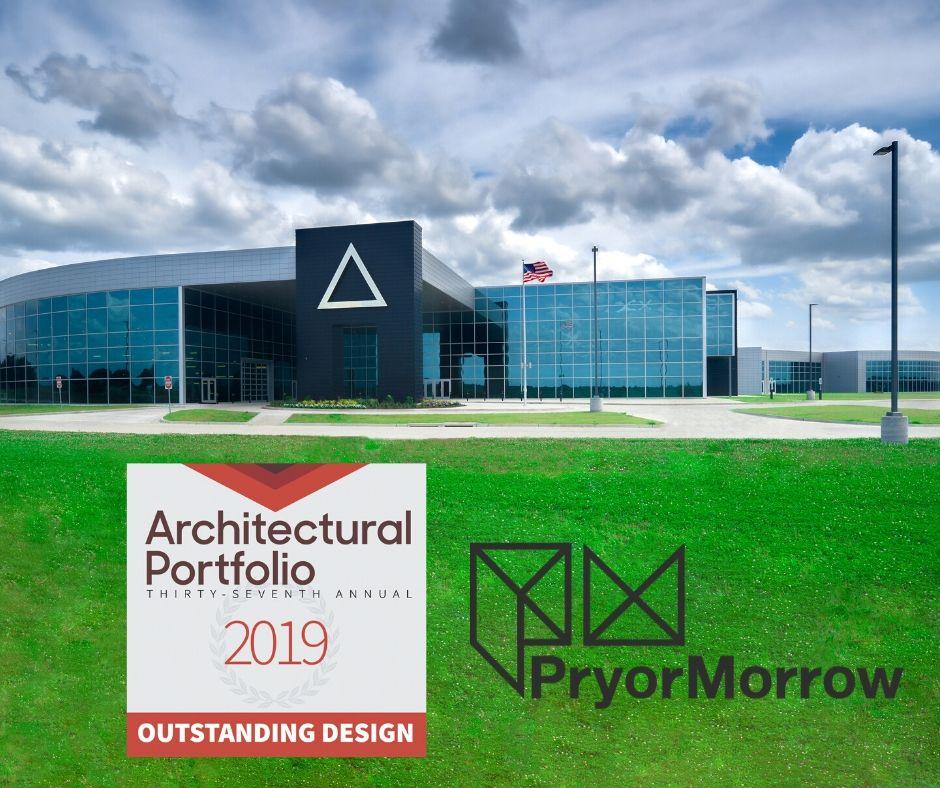 Communiversity featured in Architectural Portfolio 2019