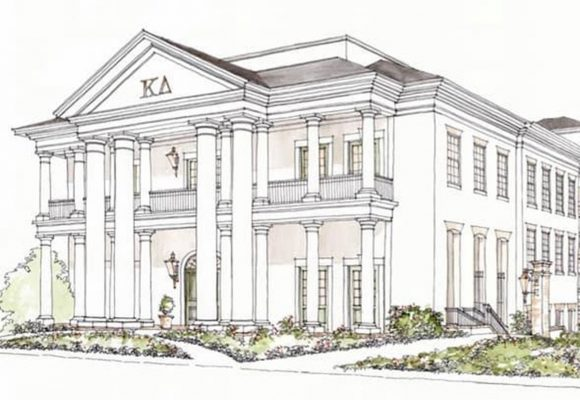 Kappa Delta Sorority House