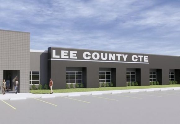 Lee County CTE Building