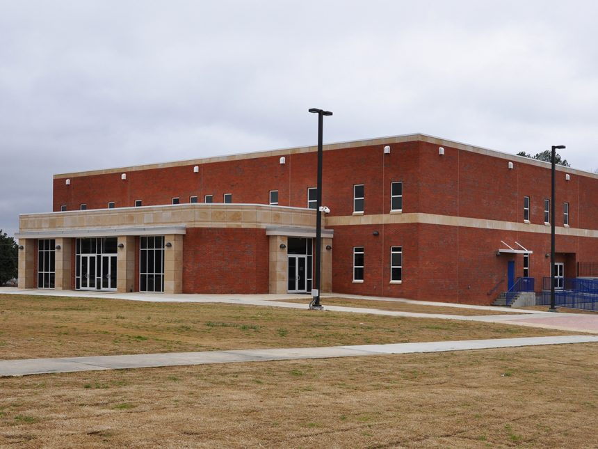 R.D. Harris 9th Grade Building
