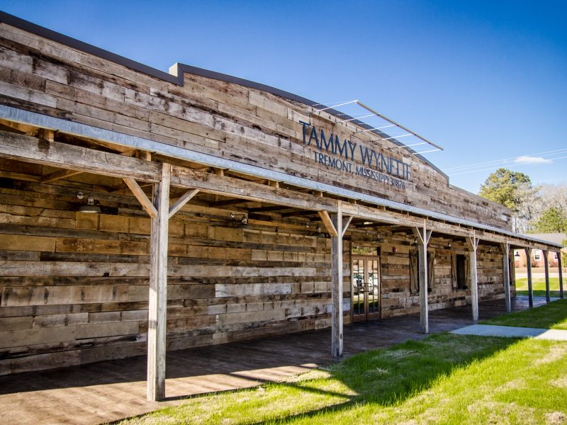 Tammy Wynette Legacy Park in the News