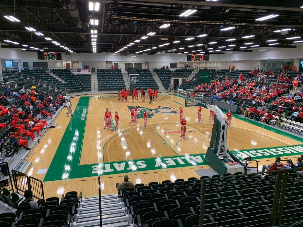 MVSU Hosts Basketball Quarterfinals