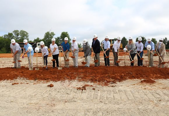 Lee County Career and Technical Education Center breaks ground