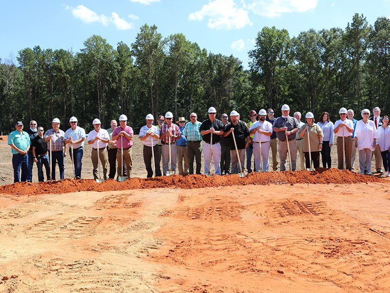 Itawamba Justice Complex breaks ground