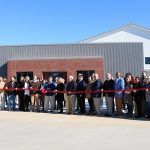 Neshoba Central High School Cafeteria Ribbon Cutting