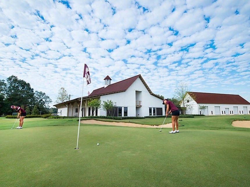 Mississippi State University Golf Facility