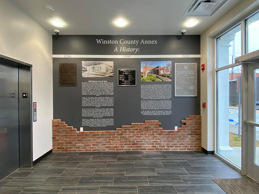 Winston County Annex