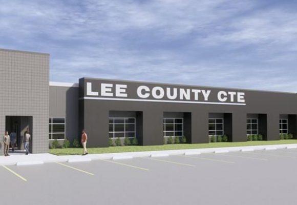 Lee County CTE Building