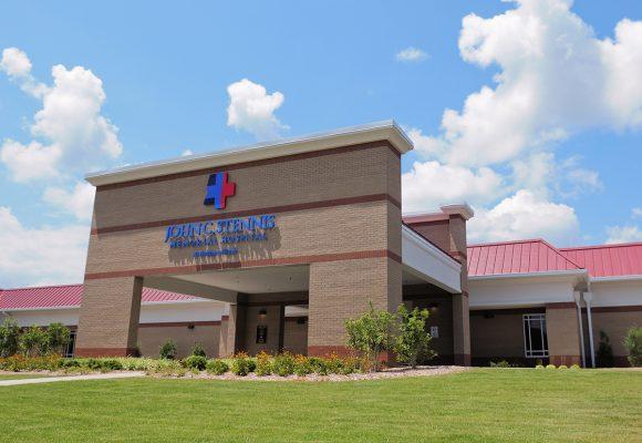 John C. Stennis Memorial Hospital