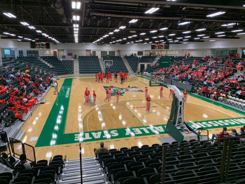 MVSU Hosts Basketball Quarterfinals