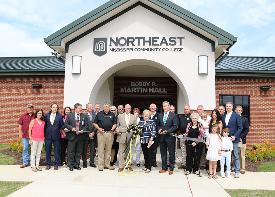 Northeast at Ripley holds Ribbon-Cutting Ceremony